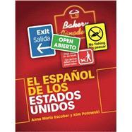El Español De Los Estados Unidos by Escobar, Anna Maria; Potowski, Kim, 9781107451179