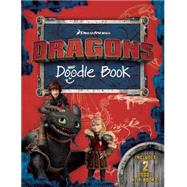 Dragons Doodle Book by Suchland, Samantha; Mai, Tron; Press, DreamWorks, 9781941341179