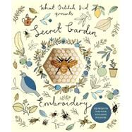 Secret Garden Embroidery 15 Projects for Your Stitching Pleasure by Simpson, Sophie, 9781910231180