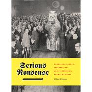 Serious Nonsense by Donner, William W., 9780271071183