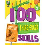 100 Third Grade Skills by Thinking Kids; Carson-Dellosa Publishing LLC, 9781483831183