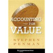 Accounting for Value by , 9780231151184