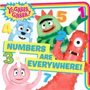 Numbers Are Everywhere! by Evans, Cordelia, 9781481441186