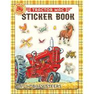 Tractor Mac Sticker Book by Steers, Billy, 9780374301187