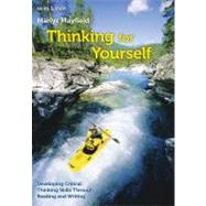 Thinking for Yourself by Mayfield, Marlys, 9781133311188