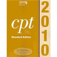 CPT Standard 2010 by American Medical Association, AMA, 9781603591188