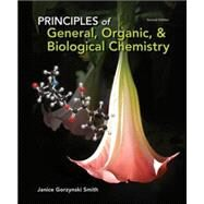 Principles of General, Organic, & Biological Chemistry by Smith, Janice, 9780073511191