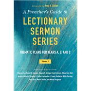 A Preacher's Guide to Lectionary Sermon Series by Butler, Amy K., 9780664261191