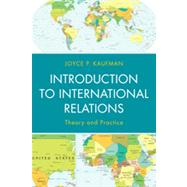 Introduction to International Relations by Kaufman, Joyce P., 9781442221192