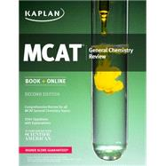 Kaplan MCAT General Chemistry Review by Macnow, Alexander Stone, M.D., 9781625231192
