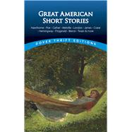 Great American Short Stories by Negri, Paul, 9780486421193