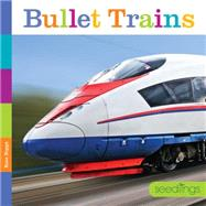 Bullet Trains by Riggs, Kate, 9781628321197