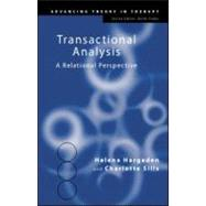 Transactional Analysis: A Relational Perspective by HARGADEN; HELENA, 9781583911198