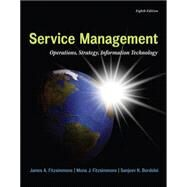MP Service Management with Service Model Software Access Card by Fitzsimmons, James; Fitzsimmons, Mona, 9780077841201