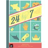 24 by 7 by Berry, Dan; Baczynski, Kristyna; Berry, Dan; Decie, Joe; Johnson-Cadwell, Warwick, 9780993211201