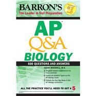 Ap Q&a Biology by Maxwell, David, 9781438011202