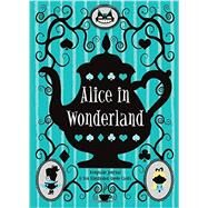 Alice in Wonderland Keepsake Journal by Romero, Moiz Martinez, 9781631061202