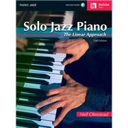 Solo Jazz Piano : The Linear Approach by Olmstead, Neil, 9780876391204