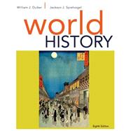 World History by Duiker, William J.; Spielvogel, Jackson J., 9781305091207