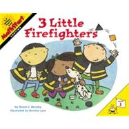 3 Little Firefighters by Rodda, Emily, 9780060001209