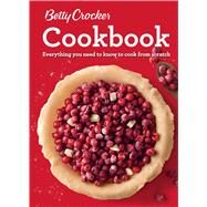 Betty Crocker Cookbook by Crocker, Betty, 9781328911209