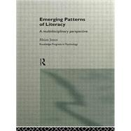 Emerging Patterns of Literacy by Jones,Rhian, 9781138881211