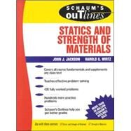 Schaum's Outline of Statics and Strength of Materials by Jackson, John; Wirtz, Harold, 9780070321212