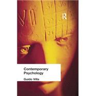Contemporary Psychology by Villa, Guido, 9781138871212