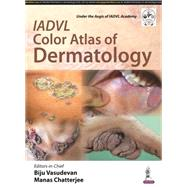 Iadvl Color Atlas of Dermatology by Vasudevan, Biju, 9789385891212