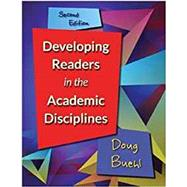 Developing Readers in the Academic Disciplines by Buehl, Doug, 9781625311214