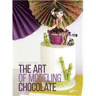 The Art of Modeling Chocolate by Guazo, Nadia  Flecha, 9781939621214