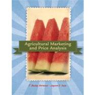 Agricultural Marketing and Price Analysis by Norwood, Bailey; Lusk, Jayson, 9780132211215