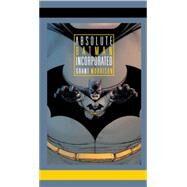 Absolute Batman Incorporated by Morrison, Grant; Burnham, Chris; Paquette, Yanick, 9781401251215