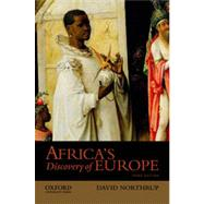 Africa's Discovery of Europe by Northrup, David, 9780199941216