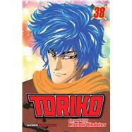 Toriko 38 by Shimabukuro, Mitsutoshi, 9781421591216