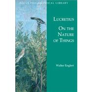 On the Nature of Things De Rerum Natura by Unknown, 9780941051217