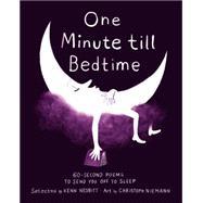 One Minute till Bedtime by Nesbitt, Kenn; Niemann, Christoph, 9780316341219