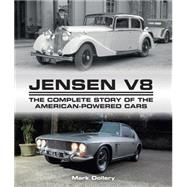 Jensen V8 by Dollery, Mark, 9781785001222