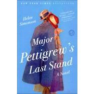 Major Pettigrew's Last Stand by Simonson, Helen, 9780812981223