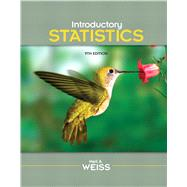 Introductory Statistics by Weiss, Neil A., 9780321691224