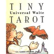 Tiny Universal Waite Tarot Deck of 78 Cards by Hanson-Roberts, Mary, 9781572811225