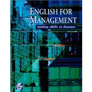 English for Management, Accounting, and Computers by Bartol, Kathryn; Bettner, Mark; Martin, David; Meigs, Robert F.; Meigs, Mary A.; Norton, Peter; Whittington, Ray, 9789701011225