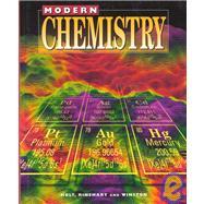 Modern Chemistry by Davis, Raymond E.; Metcalfe, H. Clark, 9780030511226