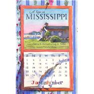 A Year in Mississippi by McCord, Charline R.; Tucker, Judy H.; White, Malcolm, 9781496811226