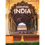Fodor's Essential India by Fodor's Travel Guides, 9781640971226