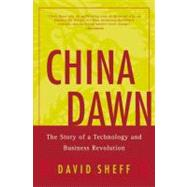 China Dawn by Sheff, David, 9780061741227