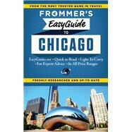 Frommer's EasyGuide to Chicago by Silver, Kate, 9781628871227