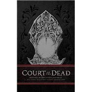 Court of the Dead Hardcover Ruled Journal by Insight Editions, 9781683831228