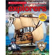 Scholastic Discover More: Explorers by Arlon, Penelope, 9780545791229