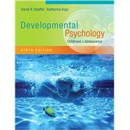 Cengage Advantage Books: Developmental Psychology Childhood and Adolescence by Shaffer, David R.; Kipp, Katherine, 9781133491231